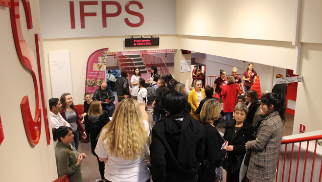 Journée Portes Ouvertes de l'IFPS 2018