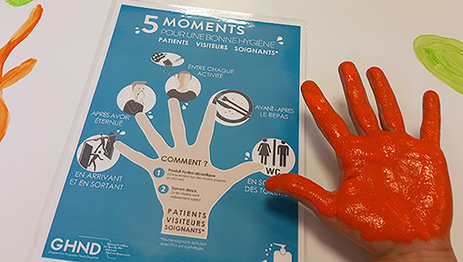 Retour sur un projet «Main dans la Main»
